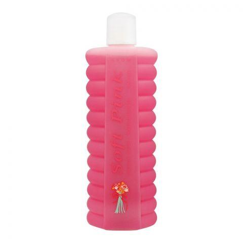 Avon Soft Pink Bubble Bath, 500ml