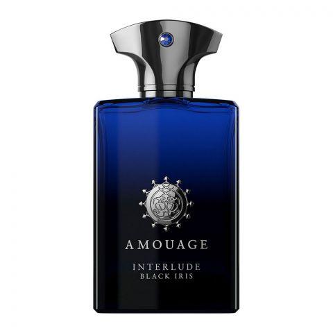 Amouage Interlude Black Iris For Men Eau De Parfum, 100ml