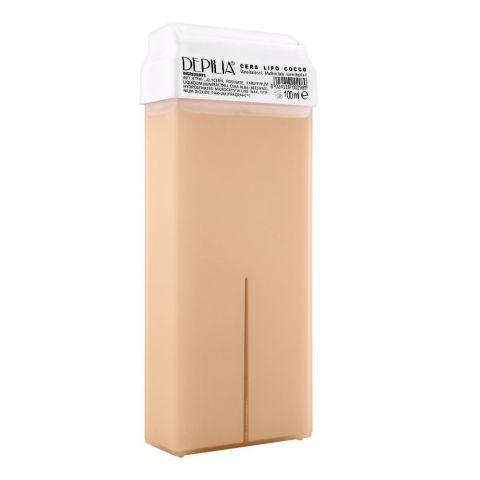 Depilia Cocco 1.18 Lipo Roll-On Wax, 100ml