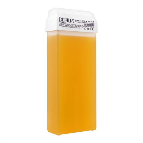 Depilia Honey Lipo Roll-On Wax, 100ml