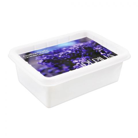 Depilia Lavender Paraffin Wax, 500ml