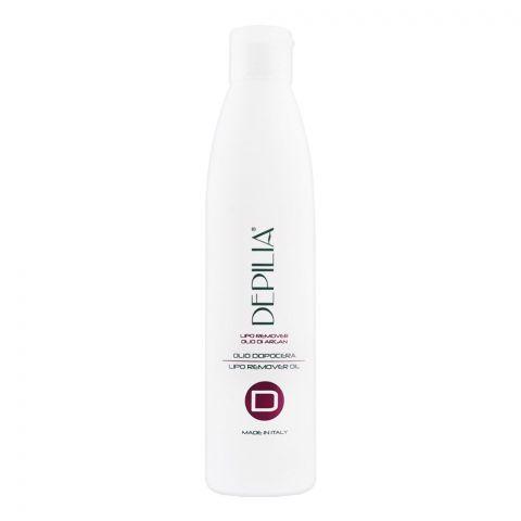 Depilia Olio Dopocera Olio Di Argan Hair Remover Oil, 250ml
