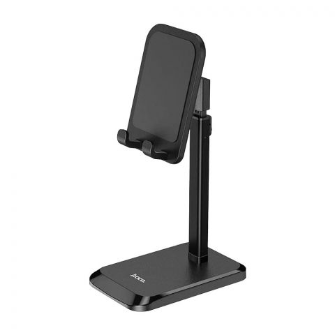 Hoco PH27 Stable Telescope Desktop Mobile/Tablet Stand, Black
