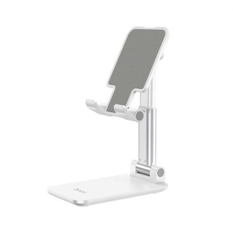Hoco PH29A Carry Folding Desktop Mobile/Tablet Stand, White
