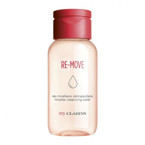 Clarins Paris My Clarins Re-Move Micellar Cleansing Water, 200ml