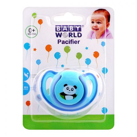 Baby World Pacifier, 0m+, BW4048