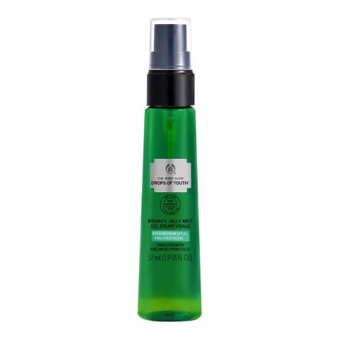 The Body Shop Drops Of Youth Bouncy Jelly Mist, 57ml