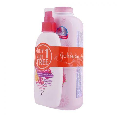 Johnson's Blossom Baby Powder 500g + FREE Kids Conditioner Spray