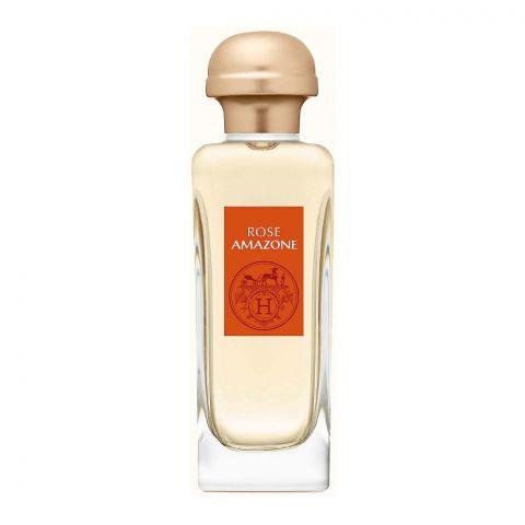 Hermes Rose Amazone Eau De Toilette, Fragrance For Women, 100ml