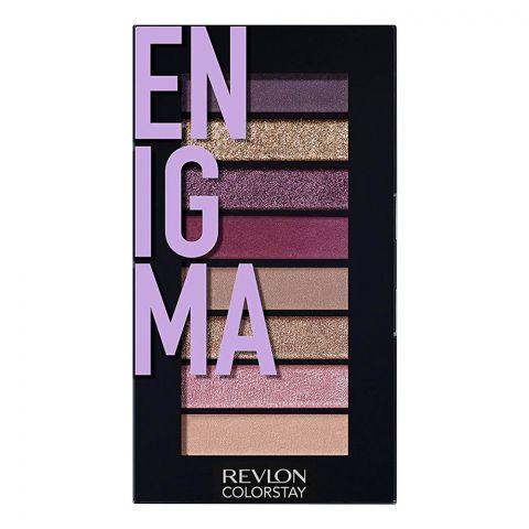Revlon Colorstay Looks Book Palette, 920 Enigma/Mysterieuse