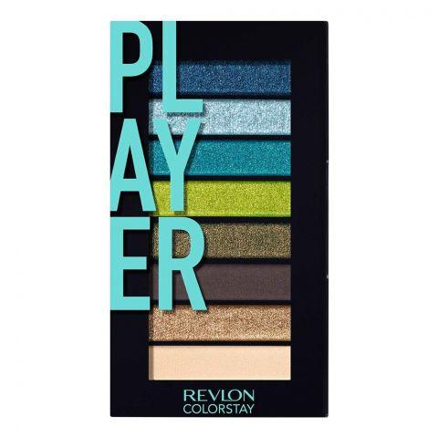 Revlon Colorstay Looks Book Palette, 910 Player/Enjoleuse