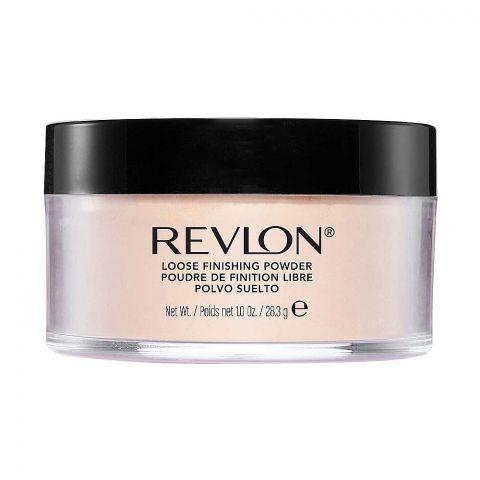 Revlon Loose Finishing Powder, 100 Light