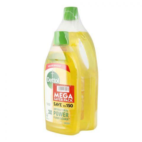 Dettol Multi-Purpose Citrus Cleaner, Mega Saver Pack, 1000ml