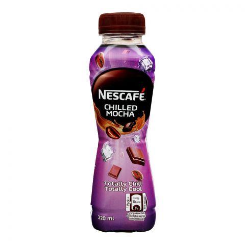 Nescafe Chilled Mocha, 220ml
