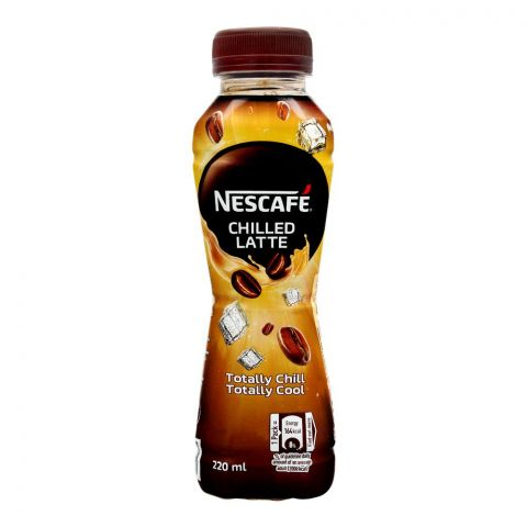 Nescafe Chilled Latte, 220ml