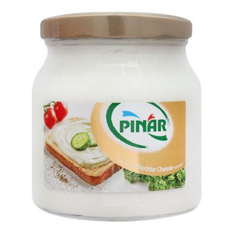 Pinar Cheddar Cheese Spread, 500g