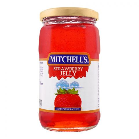 Mitchell's Strawberry Jelly 450g