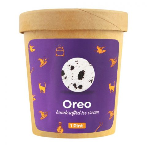 The Waffle Witch Oreo Handcrafted Ice Cream, 500ml