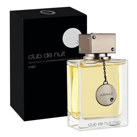 Armaf Club De Nuit Man Eau De Toilette, Fragrance For Men, 105ml