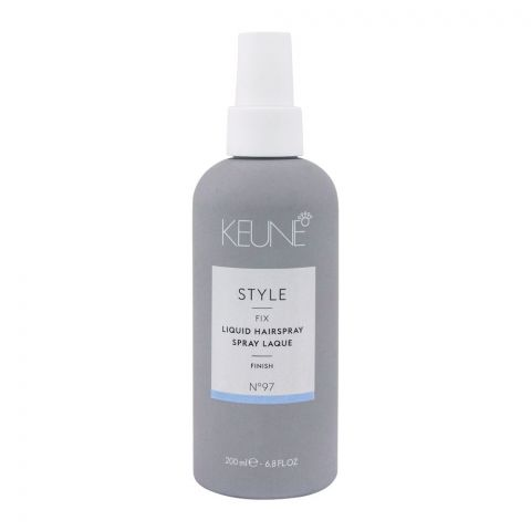 Keune Style Fix Liquid Hair Spray, N-57, 200ml