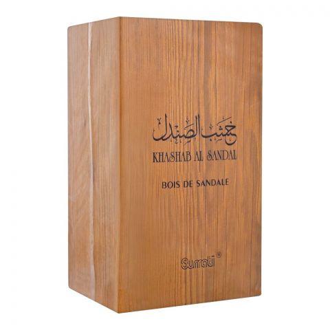 Surrati Khashab Al Sandal Eau De Parfum, Fragrance For Men, 100ml
