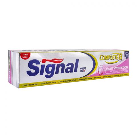 Signal Complete 8 Gum Protection Toothpaste, 120ml