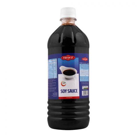 Fresh Street Soy Sauce, 1 Liter