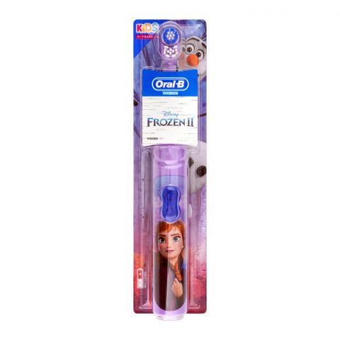 Oral-B Kids Disney Frozen II Electric Toothbrush, DB30001