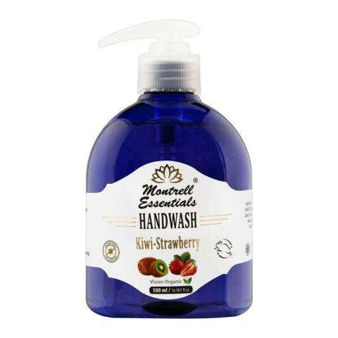 Montrell Essentials Kiwi Strawberry Hand Wash, 500ml
