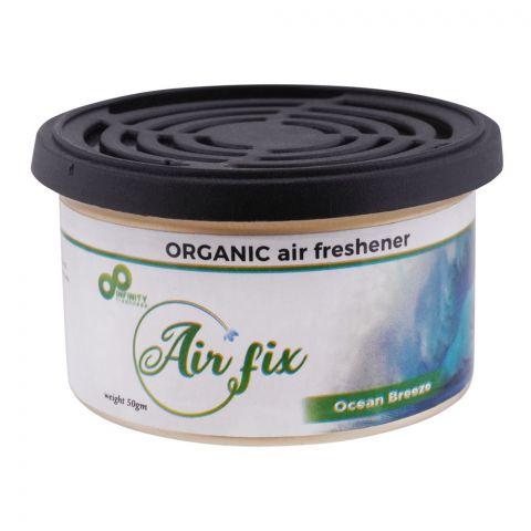 Air Fix Ocean Breeze Organic Air Freshener, 50g