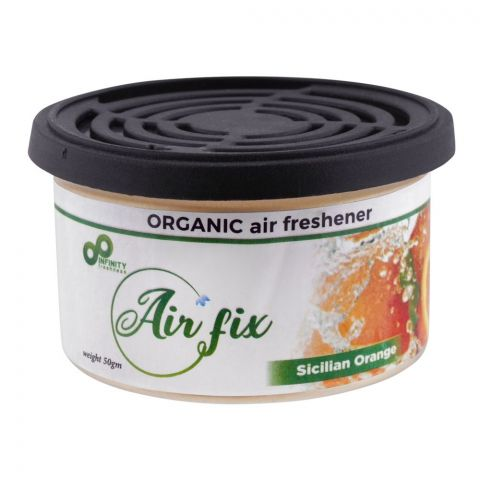 Air Fix Sicilian Orange Organic Air Freshener, 50g