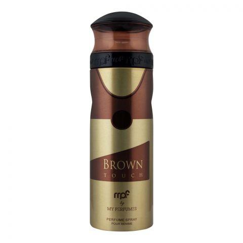 MPF Brown Touch Perfume Body Spray, 200ml