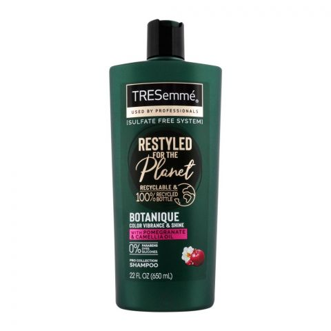 Tresemme Botanique Color Vibrance & Shine Shampoo, 650ml