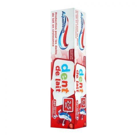 Aquafresh Dent De Lait Toothpaste, 50ml