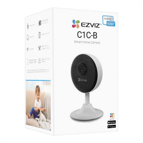 Ezviz Smart Home Camera, WiFi, C1C-B