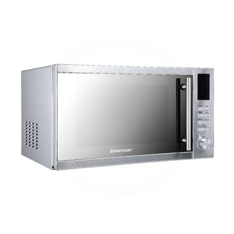 West Point Microwave Oven With Grill, 55 Liters, WF-851