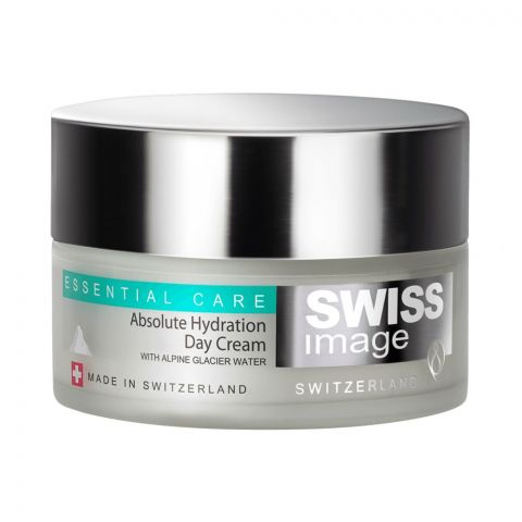 Swiss Image Essential Care Absolute Hydration Day Cream, All Skin Types, 50ml