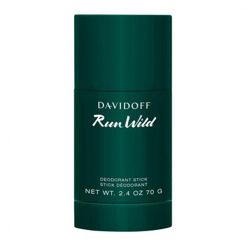 Davidoff Run Wild Deodorant Stick, 70g