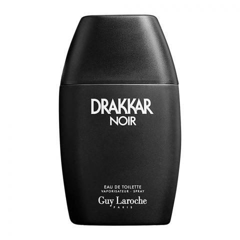 Guy Laroche Drakkar Noir Eau de Toilette, Fragrance For Men, 200ml