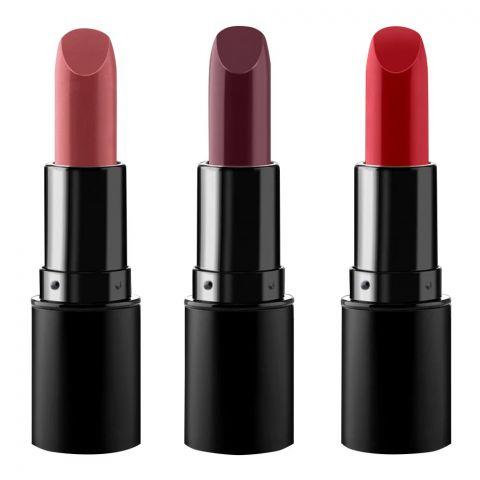 Vi'da New York Matte Matters Lipstick Pack (901,01,351)