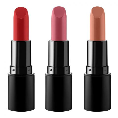 Vi'da New York Matte Matters Lipstick Pack (601,251,451)