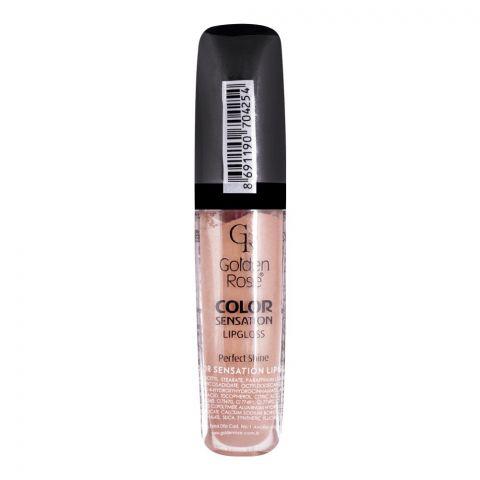 Golden Rose Color Sensation Lip Gloss, 125