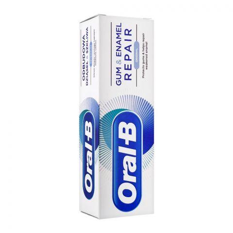 Oral-B Gum & Enamel Repair Original Toothpaste, 75ml