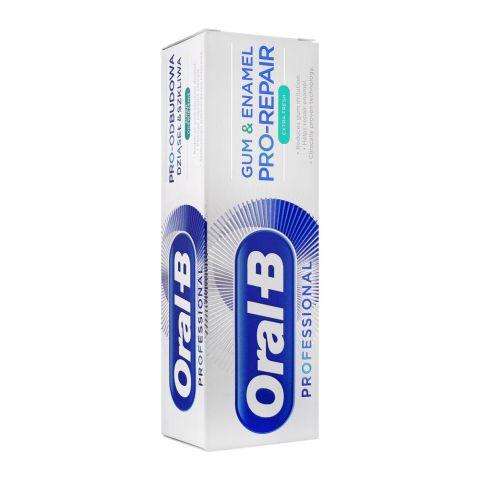 Oral-B Gum & Enamel Pro-Repair Extra Fresh Toothpaste, 75ml