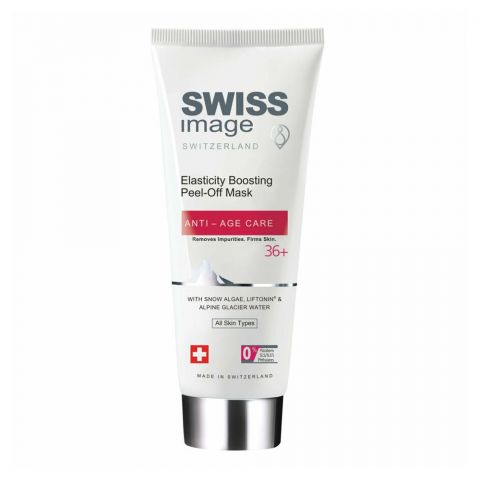 Swiss Image Anti-Age Care 36+ Elasticity Boosting Peel-Off Mask, All Skin Types, 75ml