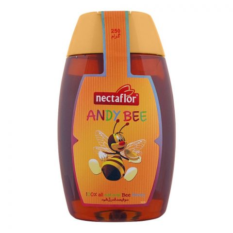 Nectaflor Andy Bee Honey, 250g
