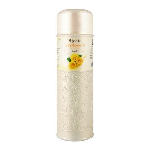 Surrati Majestic Charisma Perfumed Talcum Powder, 125g