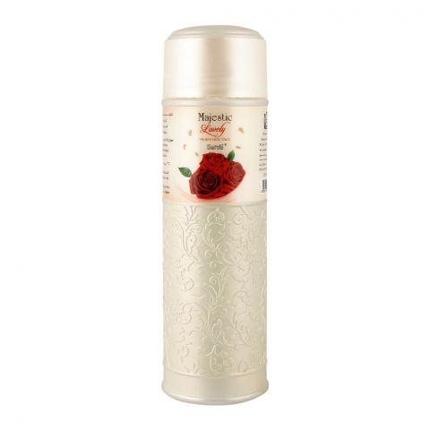 Surrati Majestic Lovely Perfumed Talcum Powder, 125g
