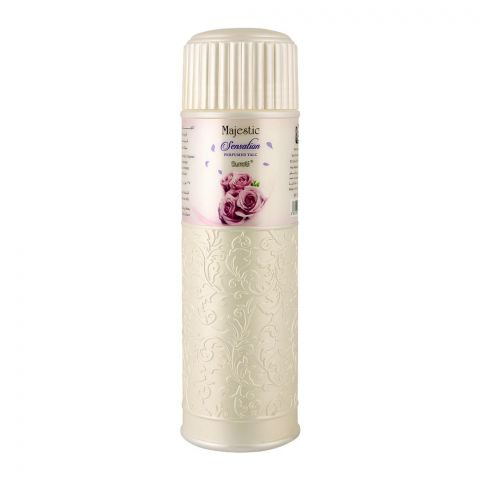 Surrati Majestic Sensation Perfumed Talcum Powder, 125g