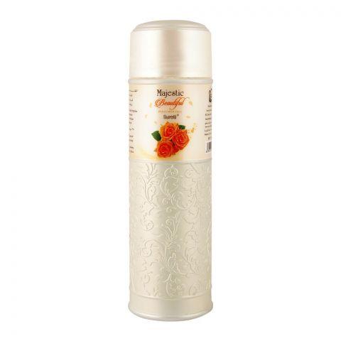 Surrati Majestic Beautiful Perfumed Talcum Powder, 125g